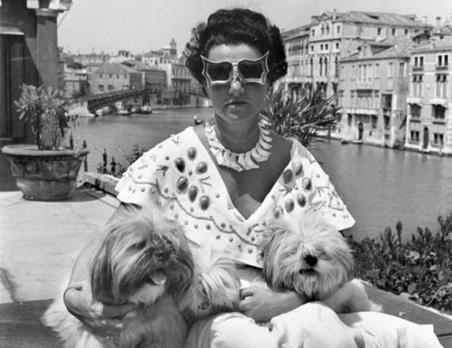 """One painting a day"" – this is how Peggy Guggenheim became an 'art addict'"