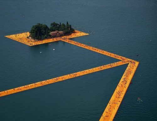 Christo: environmental art and political revolution