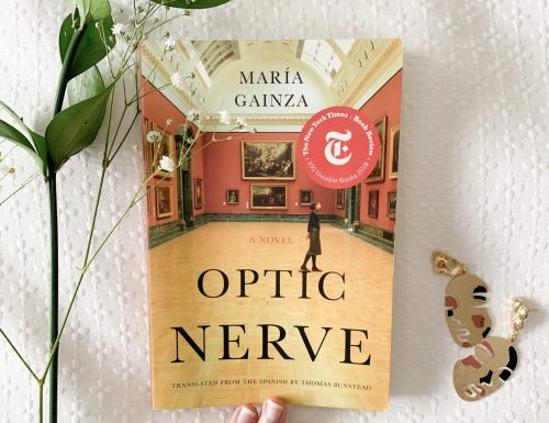 Sui Generis: Art and the Reflected Self in María Gainza's 'Optic Nerve'