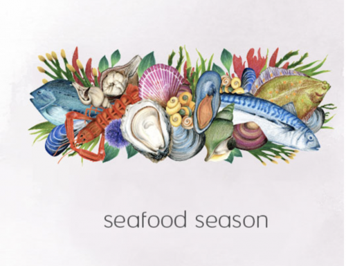 Seafood season by NOMA