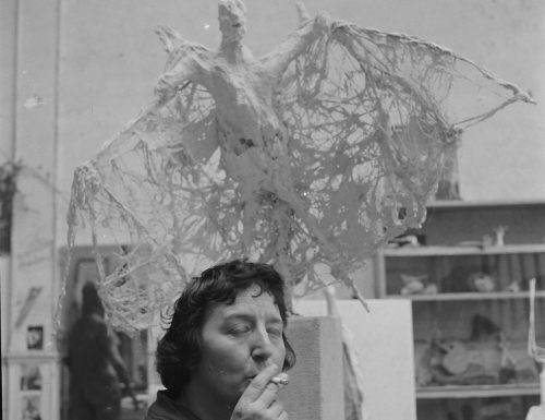 On Germaine Richier and her leading-edge sculptures