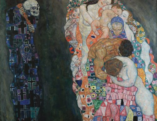 Gustav Klimt through the lense of Schopenhauerian philosophy