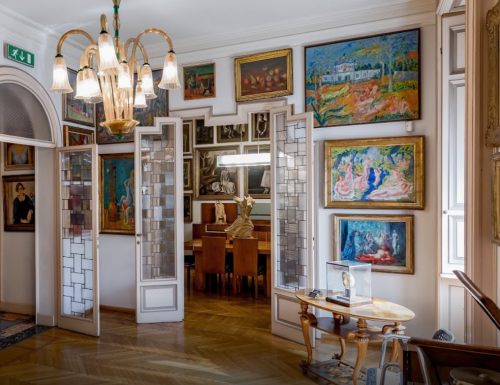 The Boschi Di Stefano Museum-Home: highlights from a prominent example of the Milanese interwar collecting taste
