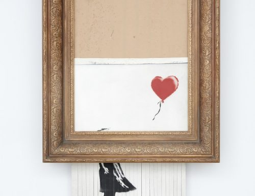 The Street Art Debate: Banksy Controversy