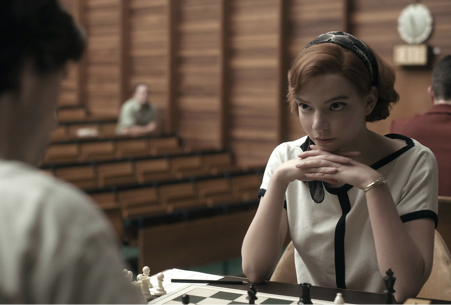 Gender Roles and becoming a Chess Player – A review of The Queen's Gambit