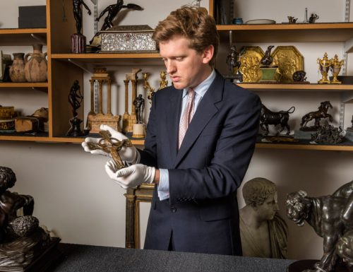 Interview with Christie's Old Master Paintings and Sculpture specialist Milo Dickinson