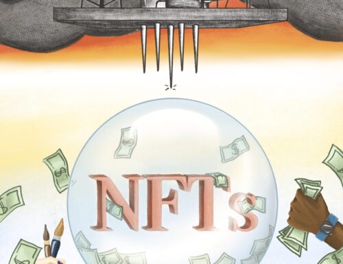 NFTs: an artistic breakthrough with a dark future
